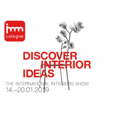 imm Cologne 2019 | The international furniture fair in Cologne