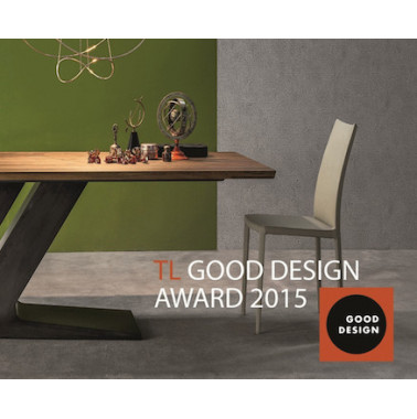 Bonaldo | The TL table wins the GOOD DESIGN Award 2015