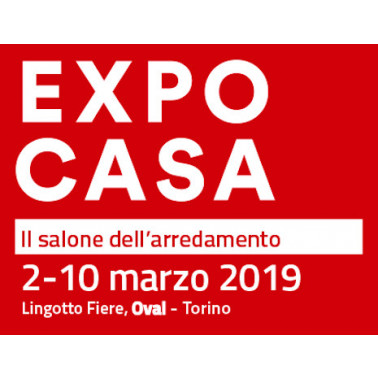 Expocasa Turin 2019 | International home and furnishing exhibition