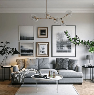 Furnish a small living room | The advice of Italian Design Outlet